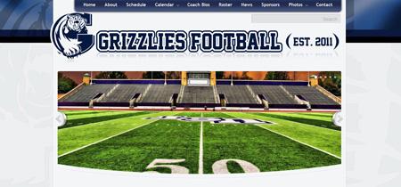 GW Graham Grizzlies Football