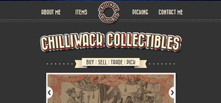 Chilliwack Collectibles