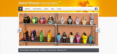 Island Breeze Tanning Salon