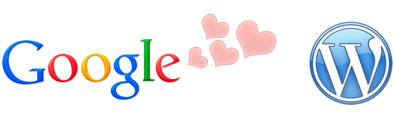 Google Loves WordPress