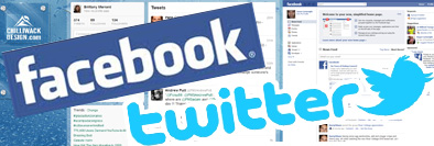Social Media Integration with Facebook and Twitter