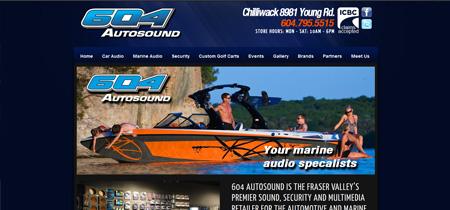 604 Autosound